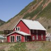 The Animas River House